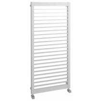 Sapho MATEO fürdőszobai radiátor, 600x1376mm, 752 W, fehér