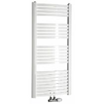 Aqualine STING fürdőszobai radiátor, 650x1237mm, 679W, fehér