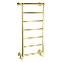 Sapho UNO fürdőszobai radiátor, 493x951mm, 446W, arany