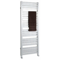 Sapho NEVEL fürdőszobai radiátor, 555x773mm, 324W, ezüst