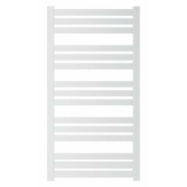 Sapho NEVEL fürdőszobai radiátor, 555x1583mm, 690W, fehér