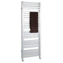 Sapho NEVEL fürdőszobai radiátor, 555x1583mm, 690W, ezüst