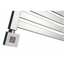KTX Elektromos termosztátos fűtőpatron, 600W, ezüst