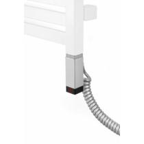 ONE Elektromos termosztátos fűtőpatron, 200W, króm