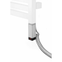ONE Elektromos termosztátos fűtőpatron, 400W, króm