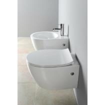 Sapho Isvea SENTIMENTI RIMLESS fali WC, 36x50cm, WC-ülőke nélkül