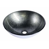 Sapho BEAUTY DAMAR üvegmosdó, átm:42x14cm