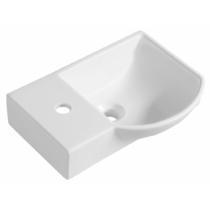 Sapho LITOS kerámia mosdó, balos, 45x32cm