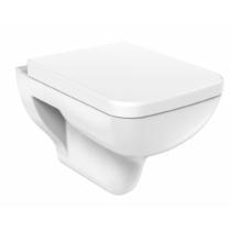 Aqualine BENE Fali WC, 35,5x51cm, WC-ülőke nélkül