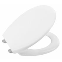 Sapho ADINA WC-ülőke, Soft Close, INOX PÁNTOK, Easy Take, duroplast/fehér