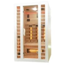 Sanotechnik FRESH-WHITE kétszemélyes infraszauna
