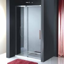 Sapho Polysan Altis Line zuhanyajtó, 1200mm, transzparent üveg
