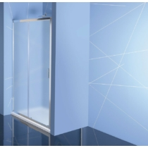 POLYSAN EASY LINE zuhanyajtó, 1200mm, BRICK üveg