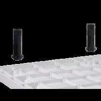 Sanotechnik Lábszett SC8080S, SC9090S SMC zuhanytálcához