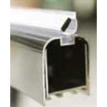 Sanotechnik Fali fogadó profil Smartflex/Sanoflex zuhanyajtókhoz