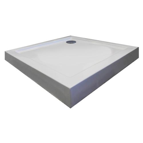Sanotechnik BORA 80 zuhanytálca fix előlappal