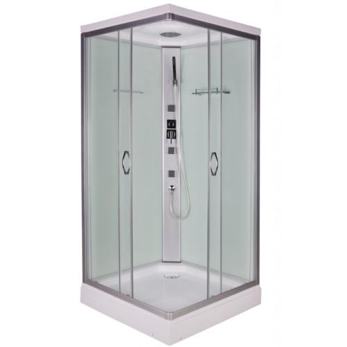 TWIST 90 hidromasszázs zuhanykabin