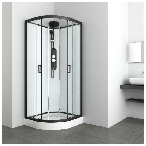 EPIC 1 hidromasszázs zuhanykabin
