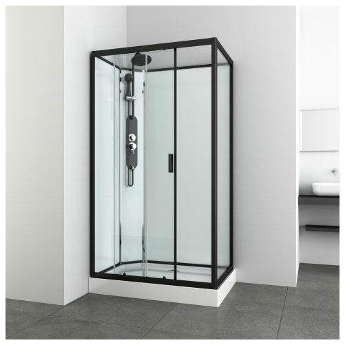 EPIC 3 hidromasszázs zuhanykabin