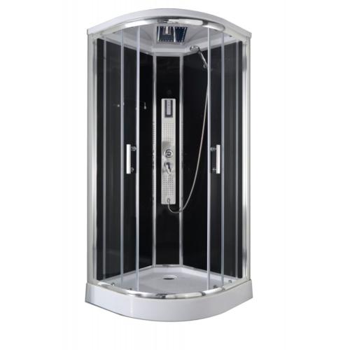 TREND 1 hidromasszázs zuhanykabin elektronikával