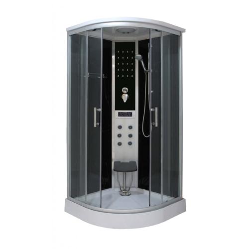 DREAM hidromasszázs zuhanykabin elektronikával
