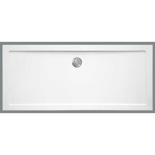 Sanotechnik JUPITER 80/120 aszimmetrikus SMC zuhanytálca