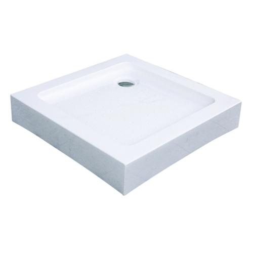 Sanotechnik Zuhanytálca fix előlappal