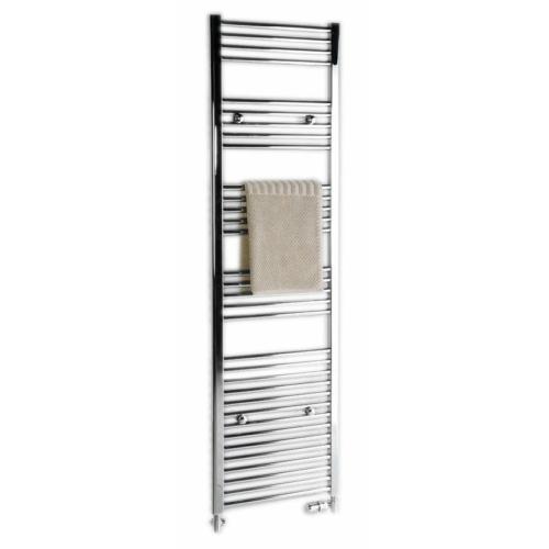 Sapho ALYA fürdőszobai radiátor, 500x688mm, 196W, króm