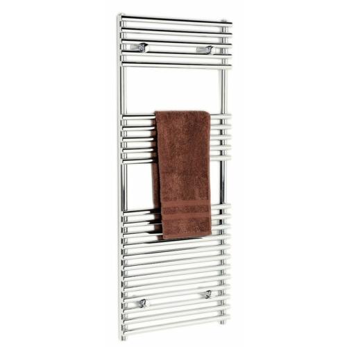 Sapho DESERTO fürdőszobai radiátor, 500x1200mm, 489W, króm