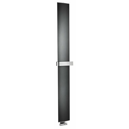 Sapho RIDEA OTHELLO MONO SLIM fürdőszobai radiátor, 300x1890mm, matt fekete
