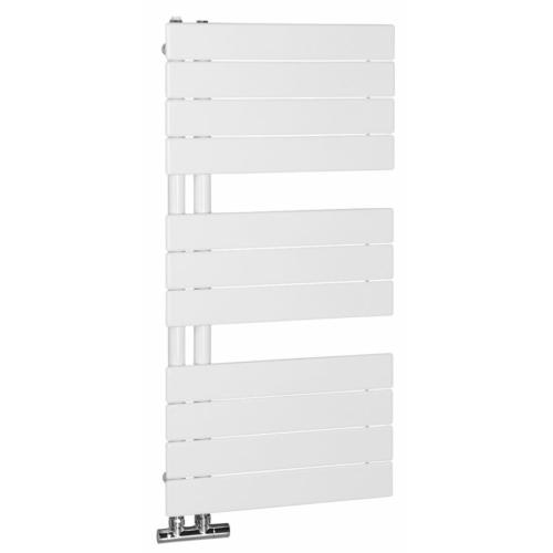 MILI fürdőszobai radiátor, 450x992mm, 500W, fehér