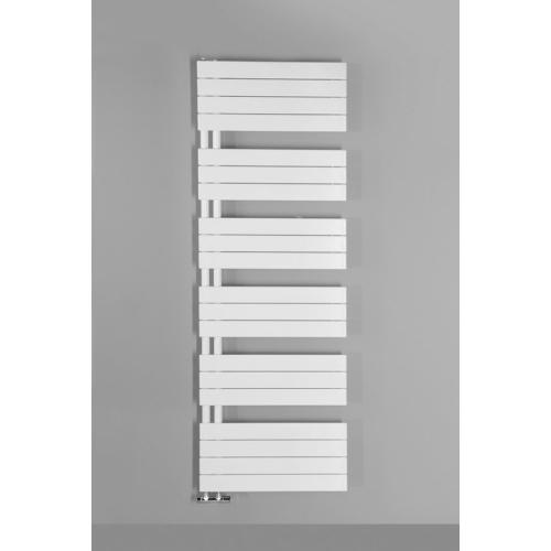 MILI fürdőszobai radiátor, 550x1676mm, 730W, fehér