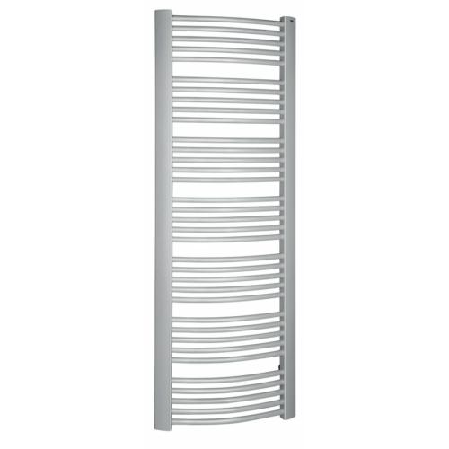 Sapho EGEON fürdőszobai radiátor, 595x1742mm, 1032W, ezüst struktúrált