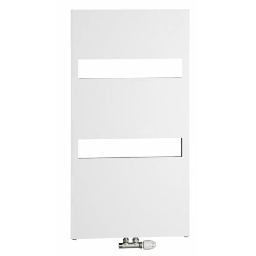 Aqualine ORLANDO fürdőszobai radiátor, 605x1143cm, 438W, fehér