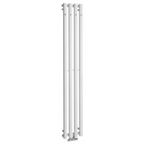 Sapho PILON fürdőszobai radiátor, 270x1800mm, matt fehér