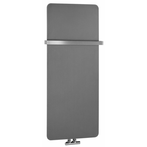 Sapho TABELLA fürdőszobai radiátor, 490x1190mm, 549W, antracit matt