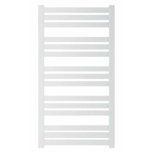 Sapho NEVEL fürdőszobai radiátor, 555x773mm, 324W, matt fehér