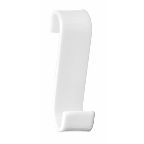 fogas törölközőtartó radiátorhoz, fehér