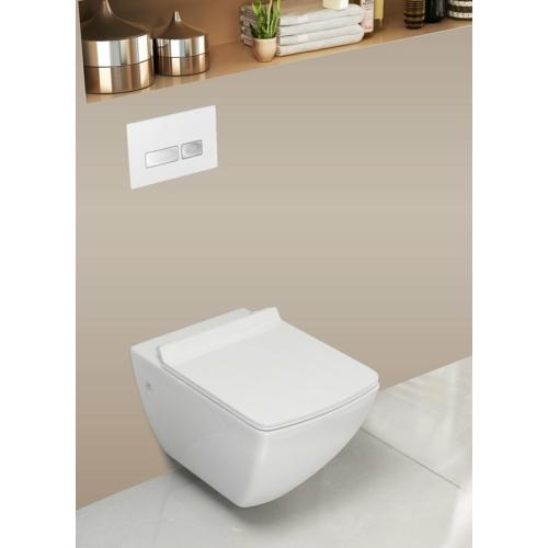 Sapho Isvea PURITY fali WC, 35x55,5cm, WC-ülőke nélkül