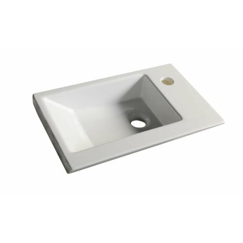 Aqualine ZORAN kerámiamosdó, 45x5x27,5cm