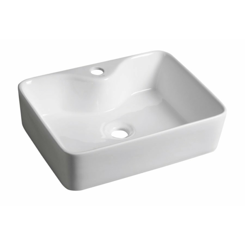 Sapho BALENA mosdó, leeresztő nélkül, 48x13,5x37cm