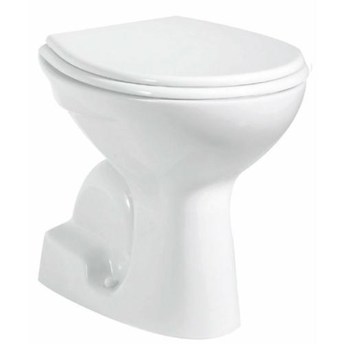 Aqualine álló WC, alsó kifolyású , WC-ülőke nélkül