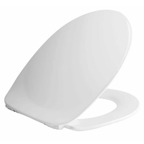 Sapho ADELE WC-ülőke, Soft Close, SLIM, thermoplastic/fehér