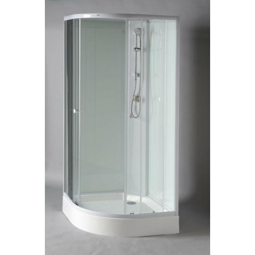 AQUALINE AIGO íves zuhanybox, 90x90x206cm