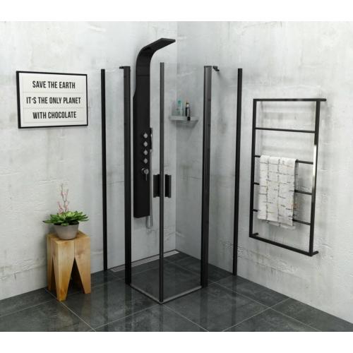 POLYSAN ZOOM LINE szögletes zuhanykabin, 900x900mm