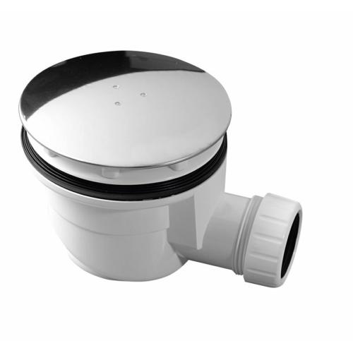 Sapho Zuhanytálca szifon, 90mm, ABS, króm