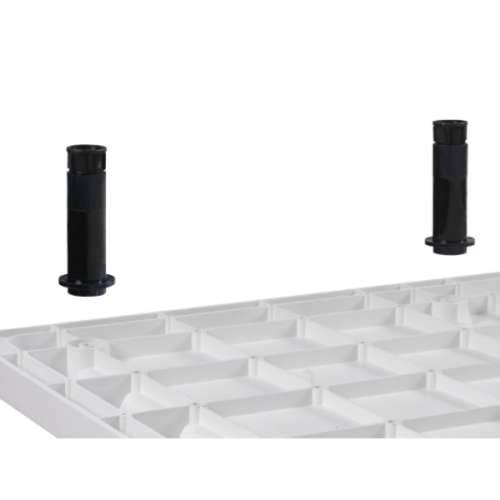 Sanotechnik Lábszett SC1080S, SC1280S, SC1290S SMC zuhanytálcához