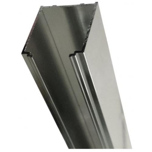 Sanotechnik Toldóprofil Smartflex/Sanoflex csukló- és lengőajtókhoz