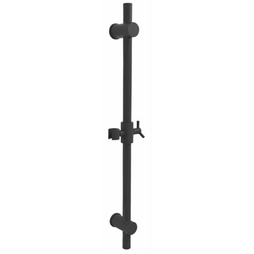 Sapho zuhanyoszlop, 560mm, matt fekete